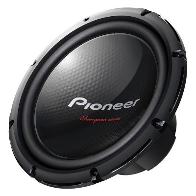 Subwoofer Pioneer TS-W260S4 (10 pols. / 350W RMS)