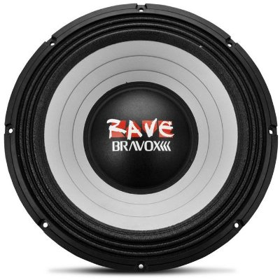 Woofer Bravox Rave 18-4 (18 pols. / 1100W RMS)