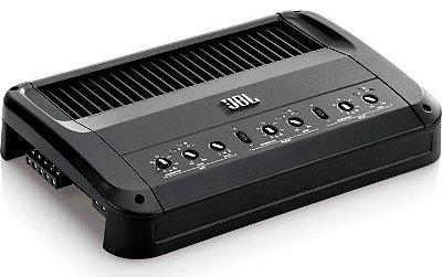 Amplificador JBL GTO-5ez (4x 75W + 1x 500W RMS)