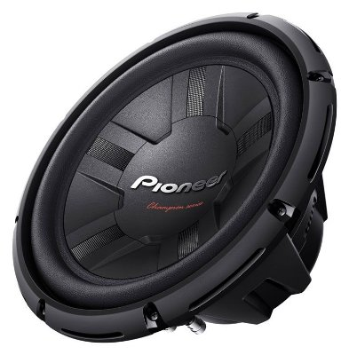 Subwoofer Pioneer TS-W311S4 (12 pols. / 400W RMS)