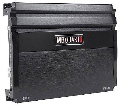Amplificador MB Quart OA800.4 (4x 200W / 2x 400W RMS)