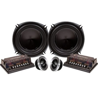 Kit 2 Vias Lightning Audio LA-152S (5 pols. / 70W RMS)