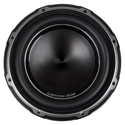 Subwoofer Lightning Audio LA-S410 (10 pols. / 100W RMS)