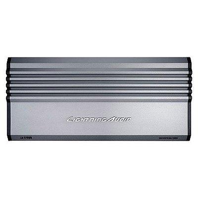 Amplificador Lightning Audio LA-51000 (4x 100W + 1x 250W RMS)