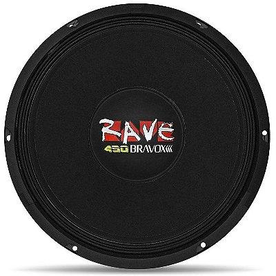 Midrange Bravox RAVE12-S4 (12 pols. / 450W RMS)