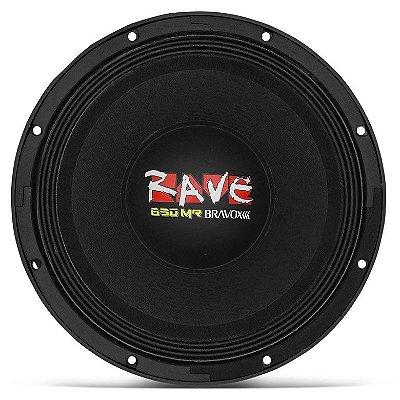 Midrange Bravox RAVE12-MR-S4 (12 pols. / 650W RMS)