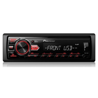 Media Receiver Pioneer MVH-088UB c/ USB e Auxiliar