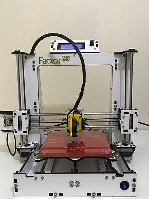 FACTOR 3D GB 200 AL - Branca