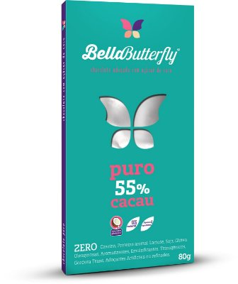 Tablete BELLABUTTERFLY - Puro 80g