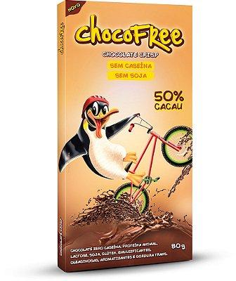 Tablete 80g ChocoFree - Crisp