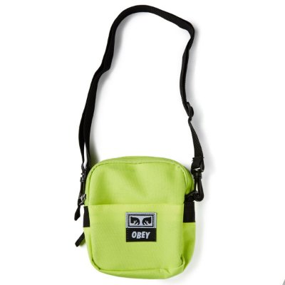 Shoulder Bag Obey - Verde