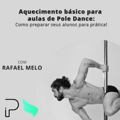 Aquecimento Básico Para Aulas de Pole Dance - EAD