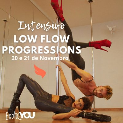 Intensivo Low Flow Progressions - 20 e 21/11