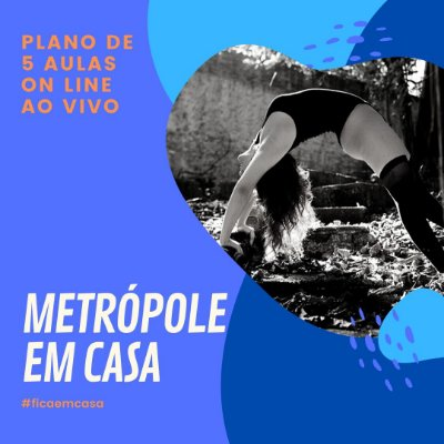 PLANO DE 05 AULAS ONLINE