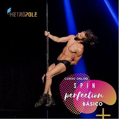 CURSO ONLINE GIROS PERFEITOS - NÍVEL BÁSICO (12/12 - 14:00 ÀS 16:30)