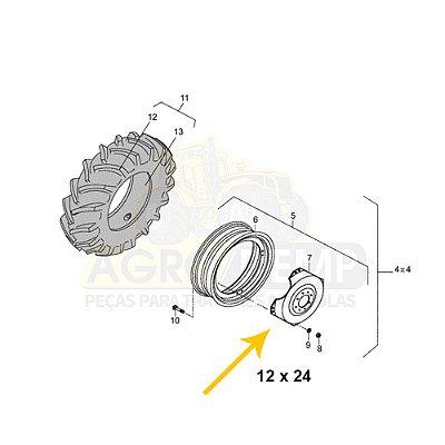 DISCO ARO 12X24 VALTRA 600 / 700 / 800 / 900 / BL77 /  BL88 / BM85 / BM100 / BM125 - 81592800
