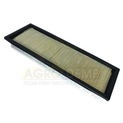 FILTRO AR CABINE TRATOR CASE / NEW HOLLAND T7.140 / T7.150 / T7.165 / T7.175 / T7.180 / T7.180 / T7.190 / T7.195 / T7.205 / T7.240 / T7.245 / T7.260 - 87726699