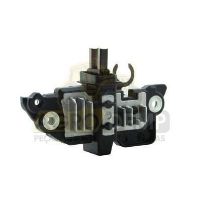 REGULADOR DE VOLTAGEM DO ALTERNADOR BOSCH VALTRA - 82794600