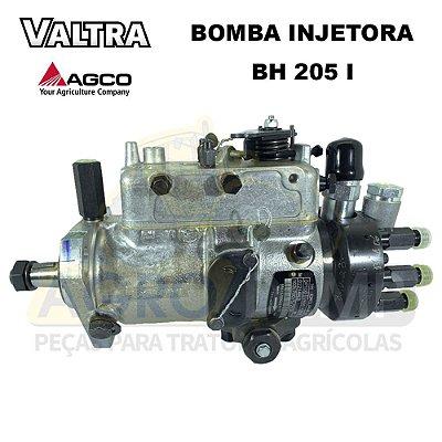 BOMBA INJETORA DE DIESEL ORIGINAL TRATOR VALTRA BH205I - 88615700 / V8861A391W