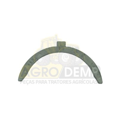 SEMI ANEL DE ENCOSTO NEW HOLLAND - 75202826