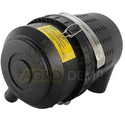FILTRO DE AR MOTOR COMPLETO (AGCO ORIGINAL) TRATOR VALTRA A650 / A750 / A850 / A950 - 82639200