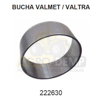 BUCHA DIANTEIRA - VALTRA / VALMET 1280R E 1580 - 222630