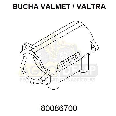 BUCHA GUIA - VALTRA / VALMET 885 / 985 / BM85 / BM85 GERAÇÃO 2 / BM100 / BM100 GERAÇÃO 2 - 80086700