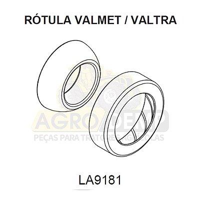 ROTULA ESFÉRICA - VALTRA / VALMET BH140 / BH160 / BH180 / 1280R / 1580 E 1780  - LA9181