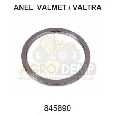 ANEL ESPAÇADOR - VALTRA / VALMET BH140 / BH160 / BH180 / 1280R / 1580 E 1780 - 845890