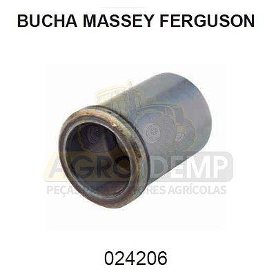BUCHA DE ARTICULAÇÃO MANGA DE EIXO PARA (RETROESCAVADEIRA) - MASSEY FERGUSON 86HD / 96 E MAXION 750 - 024206