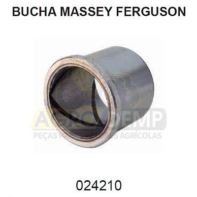 BUCHA DE EMBUCHAMENTO PARA (RETROESCAVADEIRA) - MASSEY FERGUSON 96 / MAXION 750 - 024210