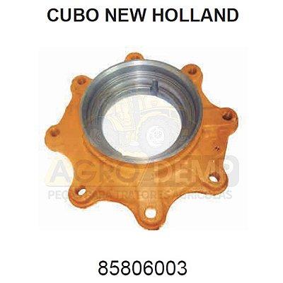 CUBO DO EIXO DIANTEIRO TRAÇÃO 4X4 - FORD / NEW HOLLAND LB90 / LB110 / FB80 - 85806003