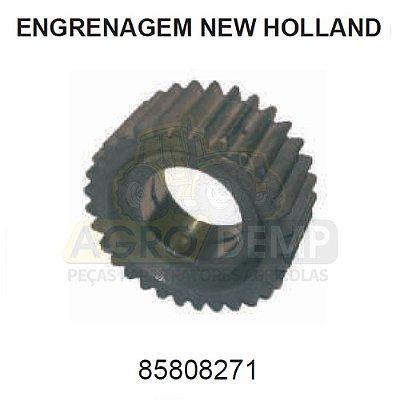 ENGRENAGEM DE PINHÃO PLANETÁRIO (RETRO-ESCAVADEIRA) - FORD / NEW HOLLAND B110 / B115 / B115B / LB115 / LB115B - 85808271