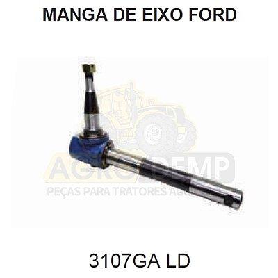 MANGA DE EIXO - FORD / NEW HOLLAND 4600 - 3107GA