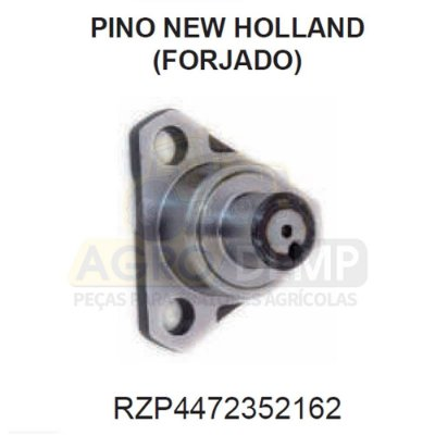 PINO DE FLANGE - FORD / NEW HOLLAND - RZP4472352162