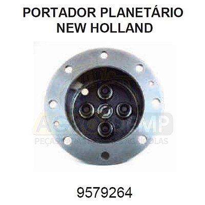 PORTADOR PLANETÁRIO - FORD / NEW HOLLAND 4630 / 5030 / 5630 / 6630 / 7630 / 7830 E 8030 - 9579264