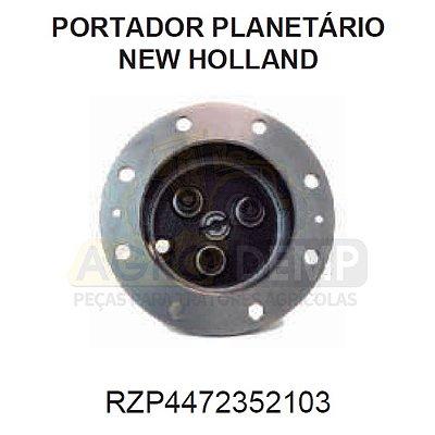 PORTA PLANETÁRIA DA TRAÇÃO DIANTEIRA ZF APL335 - FORD / NEW HOLLAND 6610 E 7610 - RZP4472352103