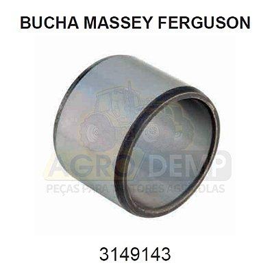 BUCHA DE AÇO (RETROESCAVADEIRA E COLHEITADEIRA) - MASSEY FERGUSON 86 / 96 / 750 I E 750 II - 3149143
