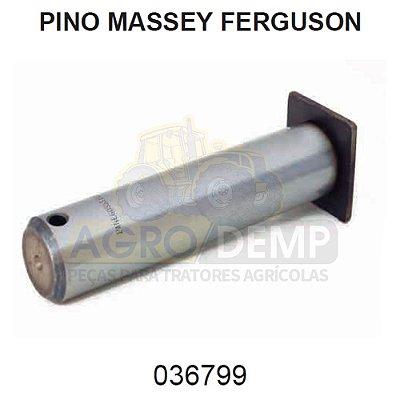 PINO DE EMBUCHAMENTO DA PÁ DIANTEIRA - MASSEY FERGUSON 96 / MAXION 750 - 036799