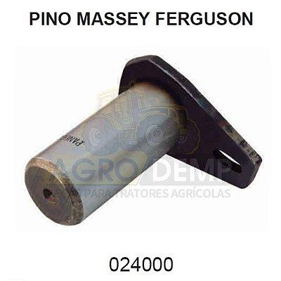 PINO EMBUCHAMENTO DA (RETROESCAVADEIRA) - MASSEY FERGUSON 96 / MAXION 750 - 024000