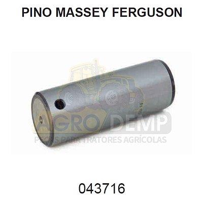 PINO EMBUCHAMENTO (RETROESCAVADEIRA) - MASSEY FERGUSON 96 / MAXION 750 - 043716