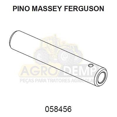 PINO TRAVA EIXO DIANTEIRO - MASSEY FERGUSON 265 / 275 / 283 / 4265 / 4275 / 4283 / 4290 / 5275 / 5285 / 5290 E 5320 - 058456