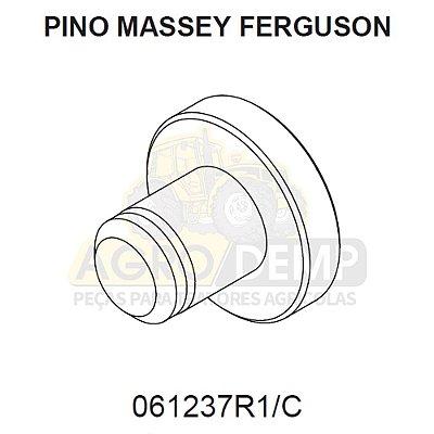 CUBO DA RODA DIANTEIRA TRAÇÃO CARRARO - MASSEY FERGUSON 275 - 061237