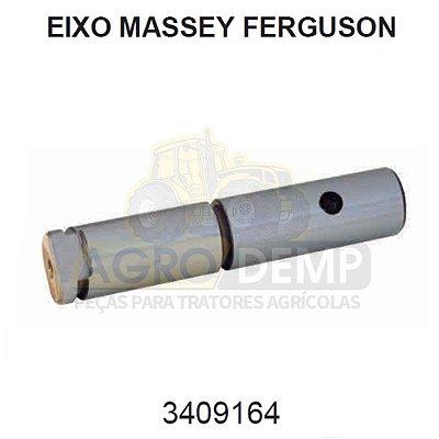 EIXO PEDAL EMBREAGEM - MASSEY FERGUSON 250 / 265 / 275 / 283 / 290 / 292 / 297 E 299 - 3409164