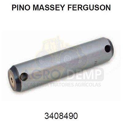 PINO DE AÇO PARA (RETROESCAVADEIRA E COLHEITADEIRA) - MASSEY FERGUSON / MAXION 86 / 96 / 750 I 750 II - 3408490