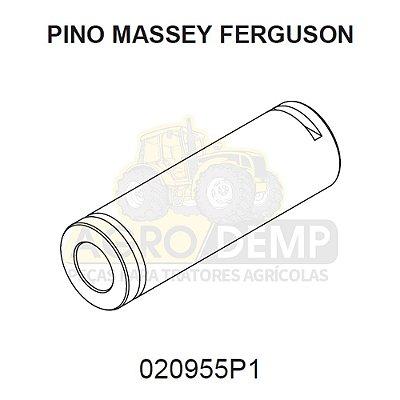 PINO EIXO DA CAIXA REDUZIDA - MASSEY FERGUSON 650 / 660 / 680 / 650 / 660 E 680 - 020955