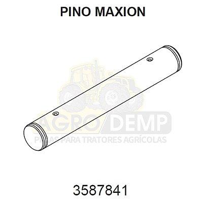 PINO INFERIOR SUPORTE LANÇA TRASEIRO (RETROESCAVADEIRA E COLHEITADEIRA) - MASSEY FERGUSON / MAXION 86HD / 96 / 750 - 3587841