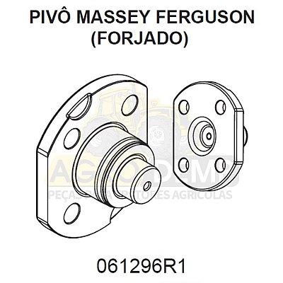 PIVÔ (FORJADO) - MASSEY FERGUSON 250 / 265 / 275 / 283 E 290 - 061296