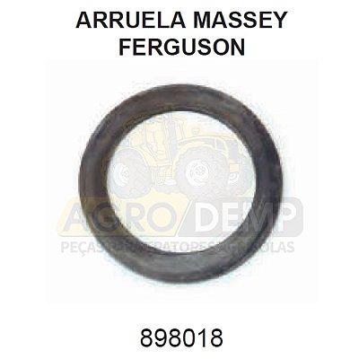 ARRUELA ENCOSTO EIXO DIANTEIRO - MASSEY FERGUSON 50X / 55X / 65X / 85X / 95X / 250X / 265X / 275X / 235 / 250 / 265 / 275 / 283 / 290 E 292 - 898018