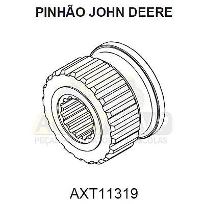 CUBO PINHÃO - JOHN DEERE 3510 E 3520 - AXT11319